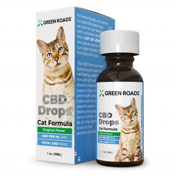 CBD Cat Drops